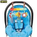 JJOVCE Assentos de Segurança de Carro Do Bebê Pendurado Brinquedos Desenvolvimento Sensorial Do Bebê Das Meninas Dos Meninos Elefante De Pelúcia Macia Toy Dolls Acessórios De Carrinho