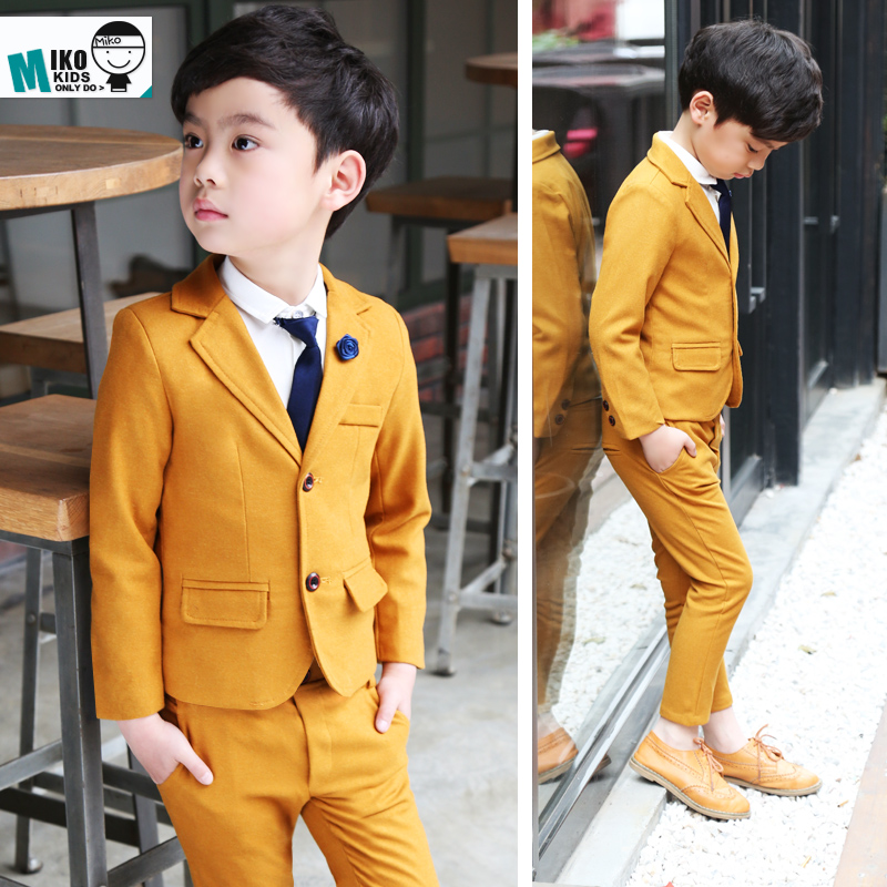 Wedding Suits for 2 Years Old Boy
