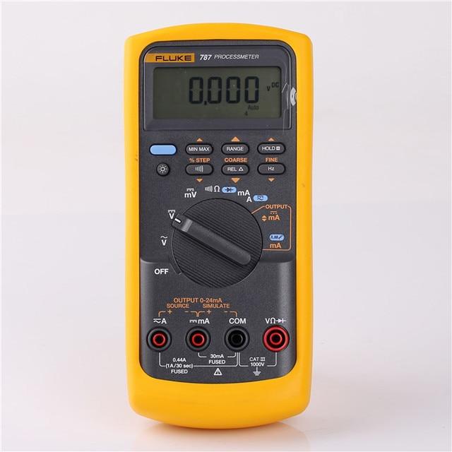 fluke 787 4000 counts precision 1000 v 440 ma digital multimeter rh aliexpress com fluke 787 processmeter manual pdf fluke 787 manual pdf