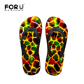 2016 Fashion Designer Beach Flip flops Summer Classics Women Flat Sandals Fancy Leopard Lady Girls Rubber Flat Sipper