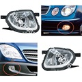 Fits W211 S211 2002-2006 Mercedes Sprinter 2005-2013 Luzes de Nevoeiro-Clara Condução Lâmpadas Par