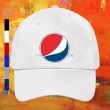 edfc1775ab83b Hot New Fashion Pepsi Cola Hats Baseball Cap Golf Cap Unisex Adjustable  Size(China)