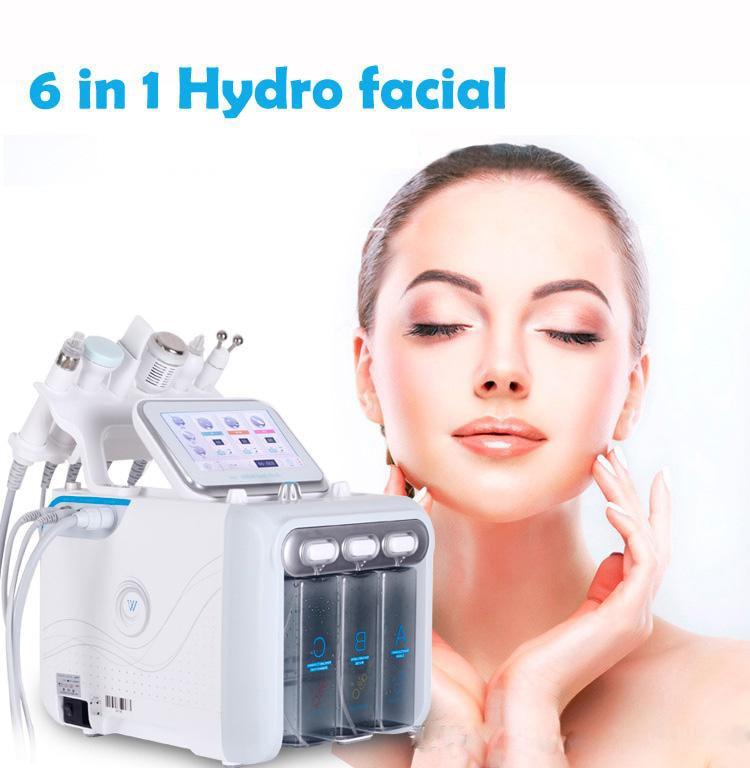 Multifunctional  Facial Machine H2 O2 Water Peel Treatment  Face Care