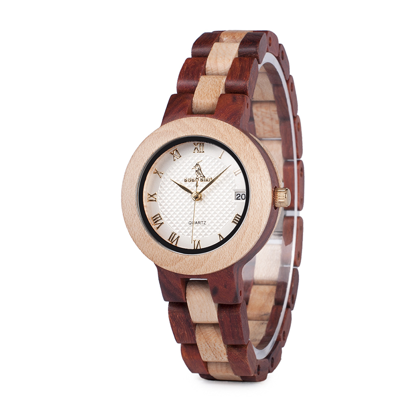 Casual Calendar Quartz watch relogio feminino B-M19