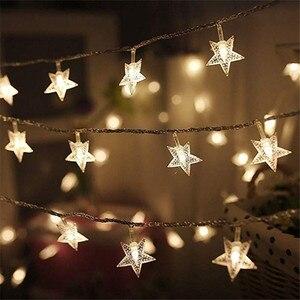 10/20/40/50 LED Star Light Str