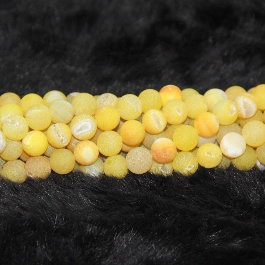 eb6c33d19a53 Completo 2 strands titanio amarillo metálico rebordeado colgante