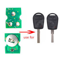KEYECU Replacement KYDZ Remote Control Board 315MHz \/ 433MHz Fob for BMW 3 5 7 Series
