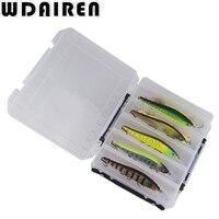 8 Pcs Box Excellent Good Fishing Lures Minnow Quality Professional Baits 13 5cm 15 5g Hot