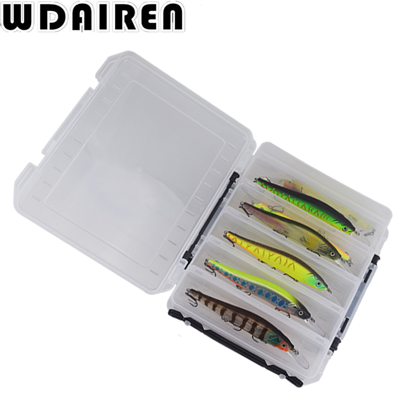 8 pcs/Box excellent good fishing lures minnow,quality professional baits 13.5cm/15.5g hot model crankbaits penceil bait popper super value 101pcs almighty fishing lures kit with mixed hard lures and soft baits minnow lures accessories box