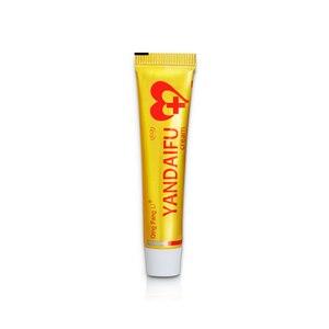 Image 3 - 3pcs yiganerjing cream bingfuchun Sulfur Antibacterial YANDAIFU Handmade Chinese Herbal Natural Restrain not box