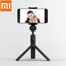 Xiaomi Selfie Stick Tripod Bluetooth Shutter 3 IN 1 Functional Wireless Monopod Portable And Foldable Stick For Smartphone