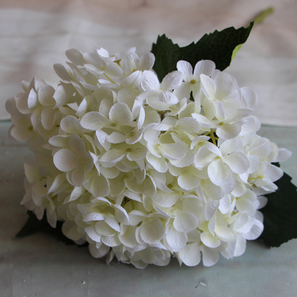 Wedding Artificial Flower Bouquet Home Weeding Party Real Touch