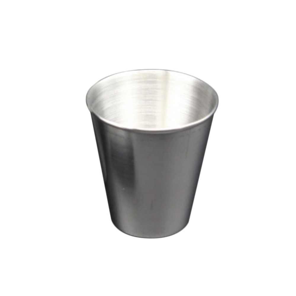 70 مللي حجم المحمولة أغطية جلد للتخييم أكواب القدح حامل زجاجة المياه الناقل مع سستة السفر القهوة الشاي البيرة غطاء القدح