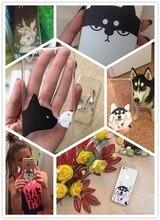 Appealing, cute cat phone cases for iPhone 7 7Plus 6 6s 6P 6SPlus 5 5s SE