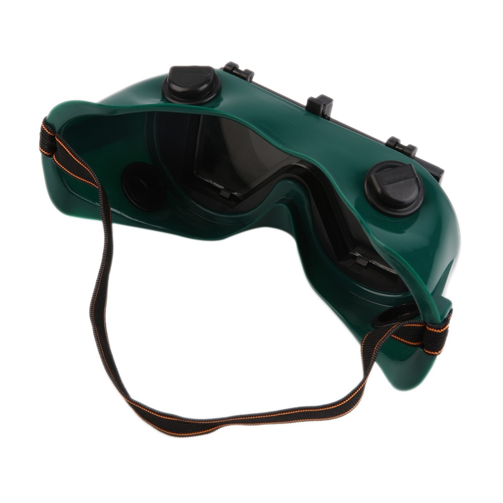 Welding Goggles With Flip Up Lenses And Easily Adjustable Headband For Soldering And Cutting 4
