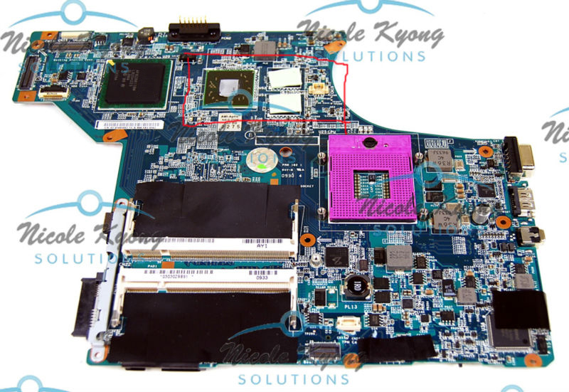 все цены на M753H MBX-190 Rev1.1 1P-0092100-A011 A1703241A A1703240A PM45 non-Integrated MotherBoard for Vaio VGN-SR Series