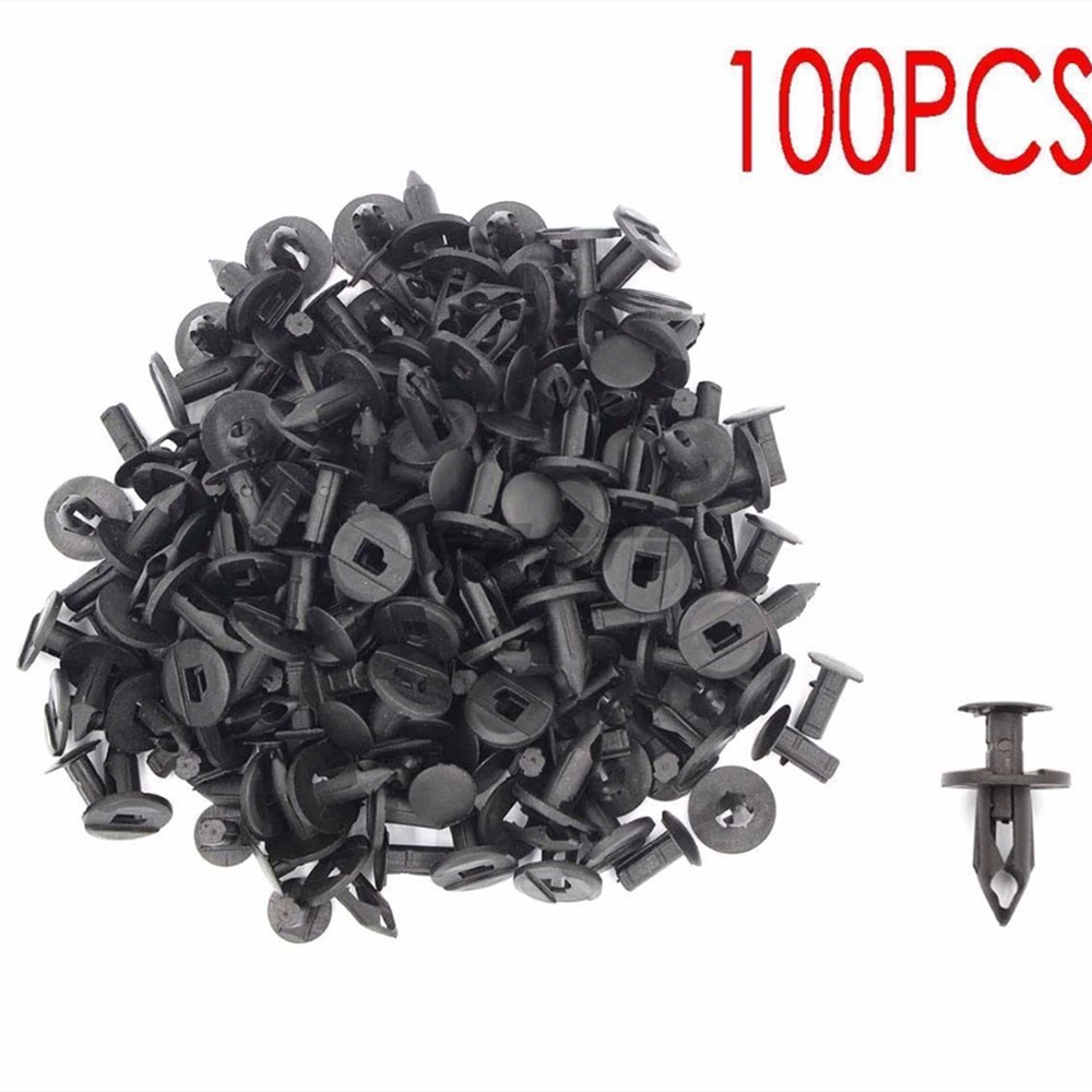 KEMiMOTO Renegade Rivets 100 Pack UTV for Can Am Maverick Commander Outlander For John Deere Gator TX For Husqvarna HUV 4421-in ATV Parts & Accessories from Automobiles & Motorcycles
