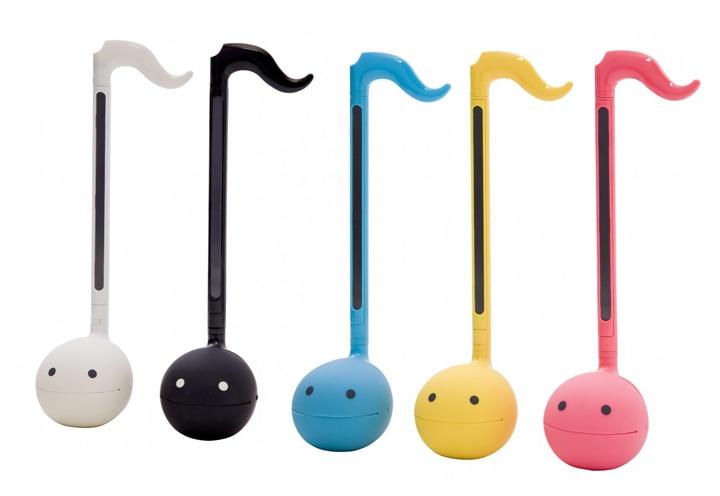 Instrumento Musical divertido de Otamatone/juguete de sonido/gran juguete musical/versión Normal/cinco colores/alto 27cm