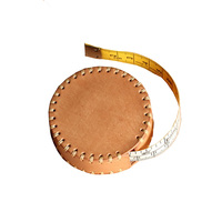 3M Leather inch/cm Tape Measure imported Telescopic clothing bust waist hip Ruler mini tape Measuring tape Measuring Ruler