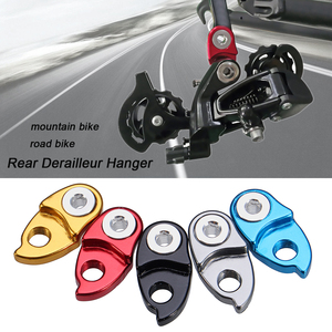MTB Mountain Bike Road Bicycle Rear Derailleur Hanger Extension Extender Frame Gear Tail Hook Extender(China)