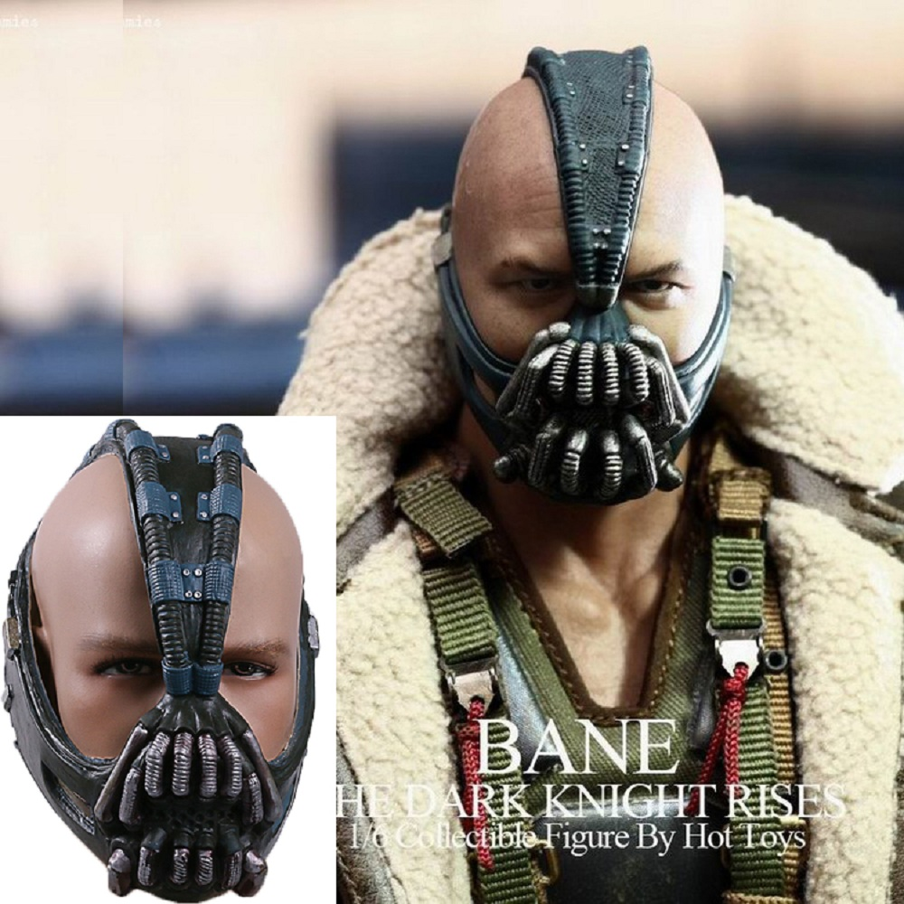 bane mask batman dark knight horror mask halloween costume ball bane helmet mask latexchina - Halloween Costumes Bane