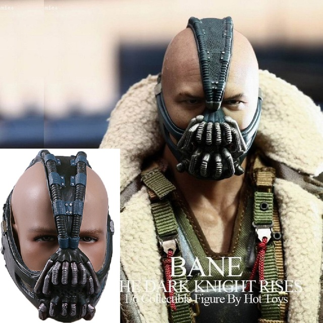 Bane mask Batman Dark Knight Horror Mask Halloween Costume Ball bane Helmet Mask Latex & Bane mask Batman Dark Knight Horror Mask Halloween Costume Ball bane ...