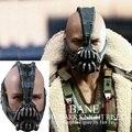 Bane maske Batman Dark Knight Horror Maske Halloween Kostüm Ball bane Helm Maske Latex|Kostümzubehör|Neuheiten und Spezialanwendung -
