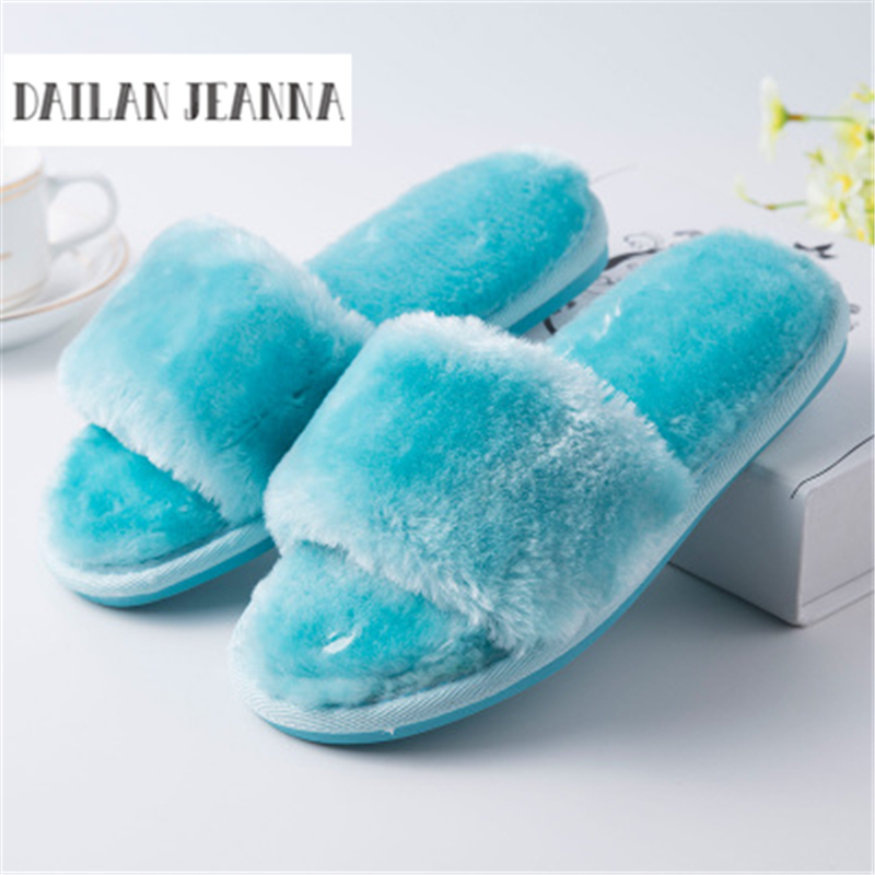 Home style shoes couple slippers sandals slippers Ms. winter children size 31-46