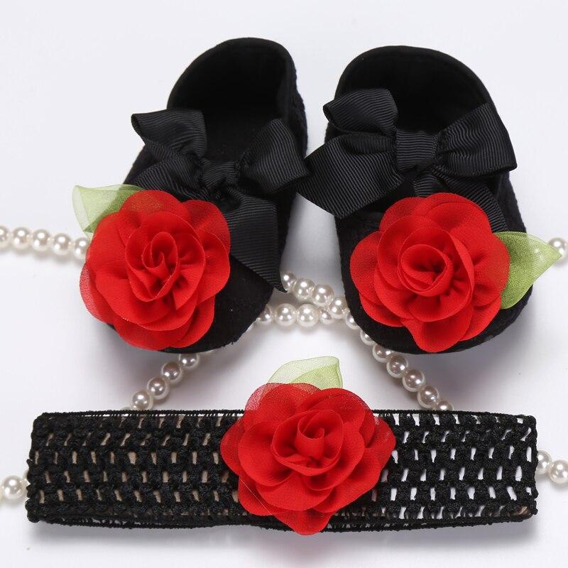 2017 new diamond crown newborn child toe suit, black baptism baby shoes diamond first walker baby shoes ballet dancer; girl bapt