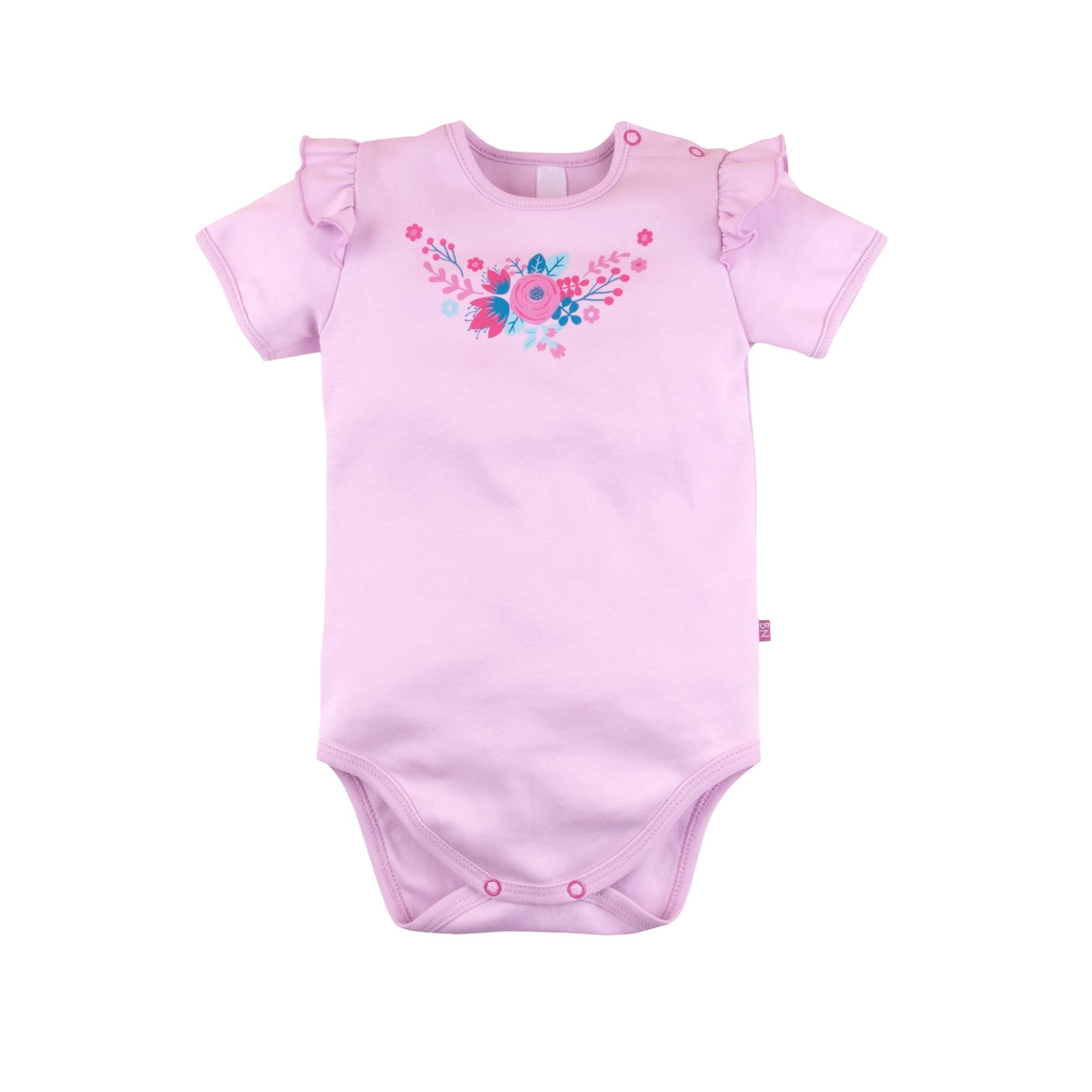 купить Bodysuit short sleeve \ Violet \ NOVA BOSSA 585Б-361 онлайн