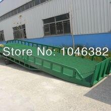10 тонн Мобильная гидравлическая уравнительная платформа