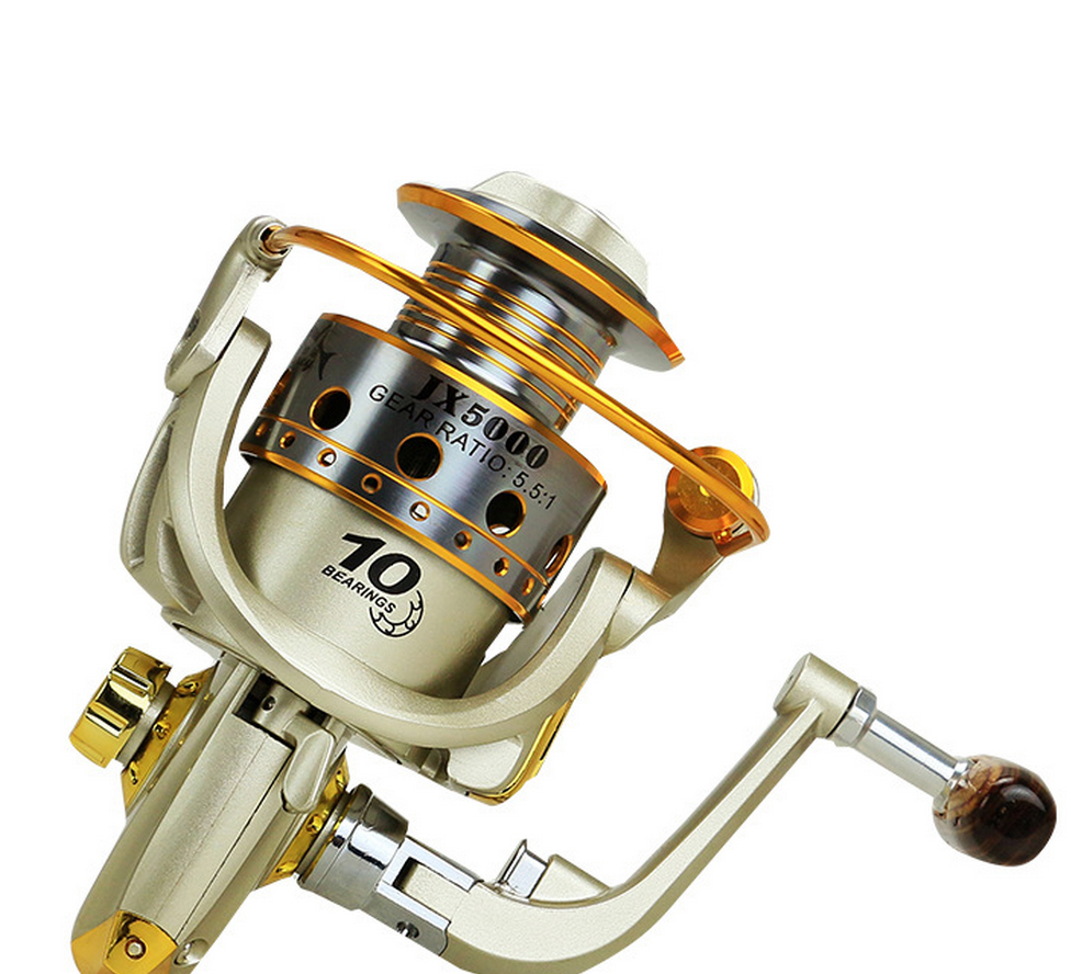 NEW HOT SALES JX7000 FOR BIG FISH Ocean inshore Fresh saltwater ICE FLY CARP spinning re ...