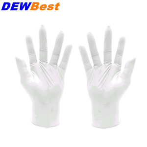 Image 5 - DEWBest Free shipping high quality Black Nitrile Gloves Disposable Nitrile Oil and Acis Wholesale Industrializationd Latex Glove