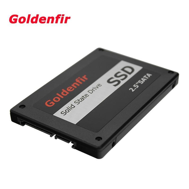 Goldenfir 2.5 SATA2 SATA3 60GB 16GB 240GB SSD 120GB 240g internal solid state 360g