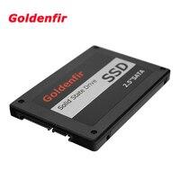 Goldenfir 2,5 SATA2 SATA3 SSD 240GB SSD 120GB 256GB interno de estado sólido de 360g 480g 512g 960g 1t 2t en el disco duro para computadora