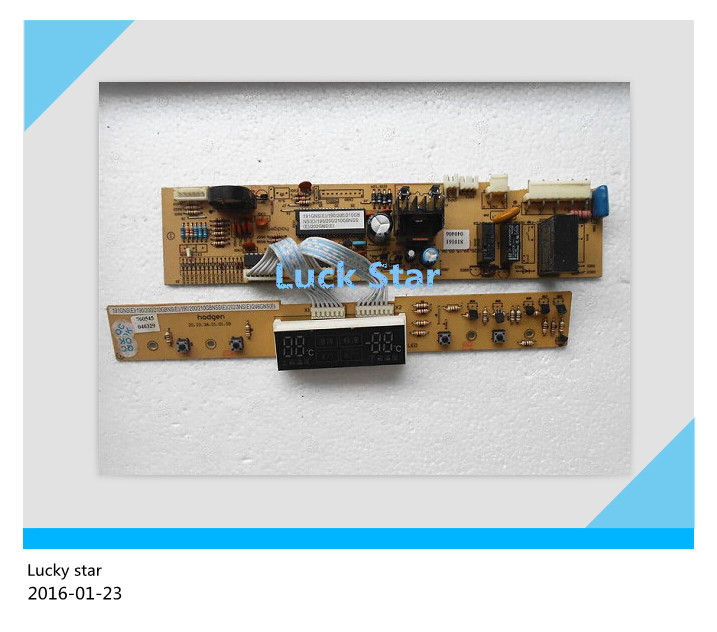 95% new for Samsung refrigerator pc board Computer board BCD-191GNS(E)/190/200/210GBNS(E)/20211 on sale 95% new for panasonic refrigerator nr c23vg1 c23wm1 computer board set on sale