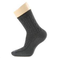 Men's Bamboo Breathable Socks 5 Pairs Set