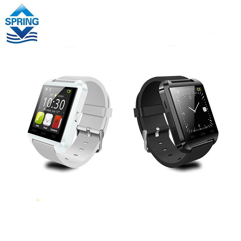 font b Smartwatch b font U8PLUS Bluetooth Health Mp3 Waterproof Pedometer Wearable Device Android Smart