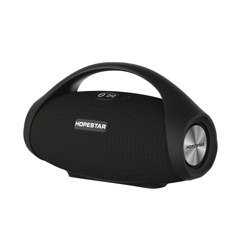 Hopestar H32 Outdoor Portable Bluetooth Speaker Wireless Waterproof Ipx6 Mini Speakers Big Power 10W Column Boombox With Handl