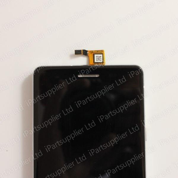 CUBOT X16S ЖК дисплей + сенсорный экран дигитайзер + рамка с материнской платой в сборе 100% Оригинальный ЖК + сенсорный дигитайзер для CUBOT X16S - 3