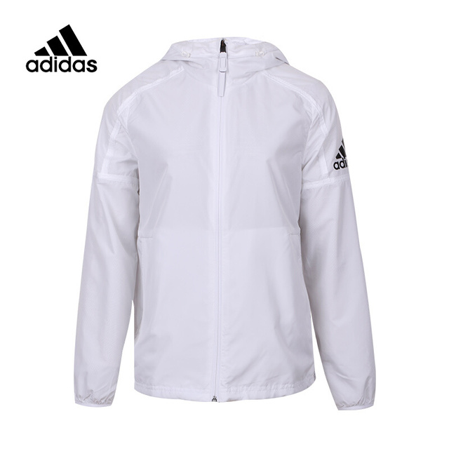 27de3f3e4cb3 Original New Arrival 2018 Adidas WB ID IN OUT Women s jacket Hooded  Sportswear