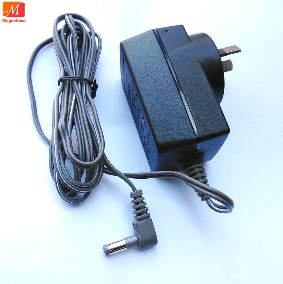 HISPEEDIDO PSW 9 V 2A AC DC Adapter ładowarka ścienna wymień