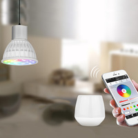 Milight LED Bulb FUT 103 4W GU10 RGB CCT LED Spotlight Wifi Or 2 4G RF