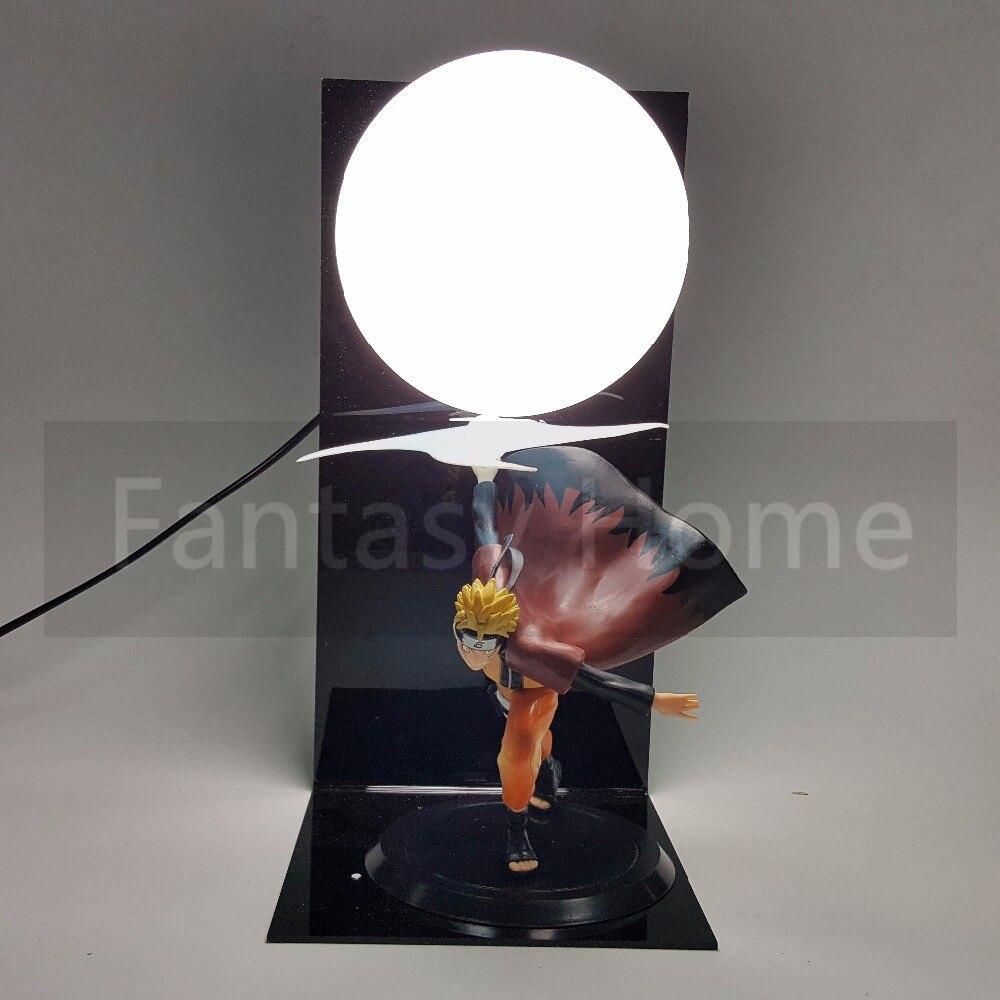 Naruto Action Figure Rasengan Led Light DIY Set Model Toy Uzumaki Naruto Model Toy Bulb DIY72