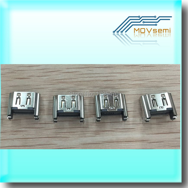 5pcs Lot Brand New Hdmi Port For Ps4 Slim Hdmi Socket Connector