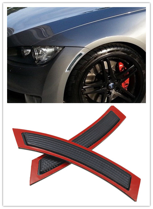 Us 23 0 One Pair Of Front Bumper Reflector Side Marker Grey For Bmw E92 E93 3 Series 2dr 07 13 Side Marker Turn Signal Lights Smoke In Reflective