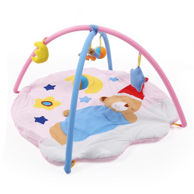 BEIKAPAIDI baby play blanket baby blanket game pad Baby baby crawling blanket summer game mat