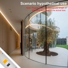 Waterproof LED Strip Light USB TV Backlight Lighting Dimmable Wall Lamp Ribbon Tape Flexible 5V Cabinet