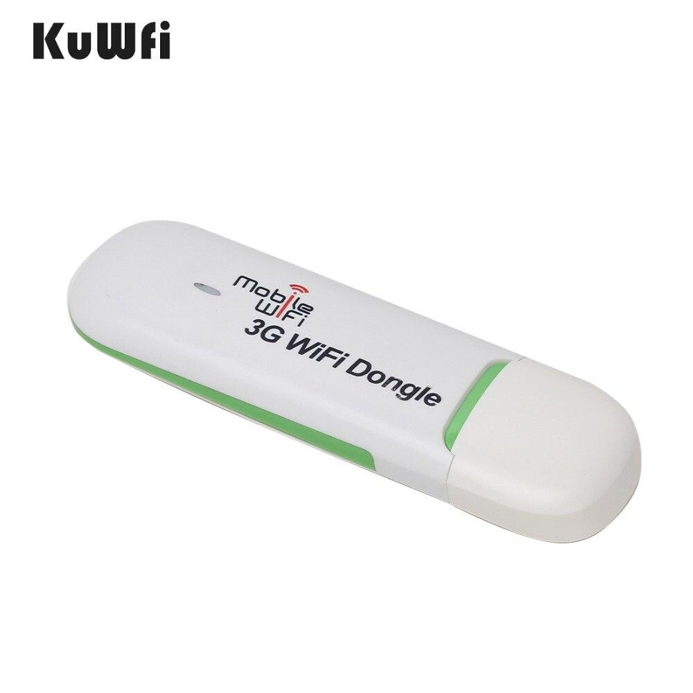 Mini 3G WiFi Routeur Mobile Hotspot 3G USB WIFI Dongle Modem Soutien 3G réseau WiFi Réseaux pour Voiture ou Bus Avec Fente Pour Carte SIM