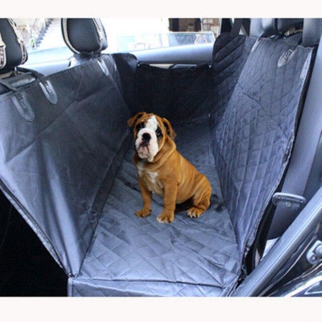 Pet Car Mat Cushion Waterproof Back Bench Seat Auto Covers Dog Pad For Honda Pilot